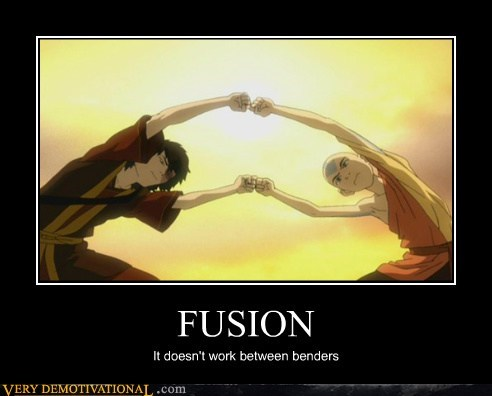 Avatar benders fusion hilarious - 6334438912