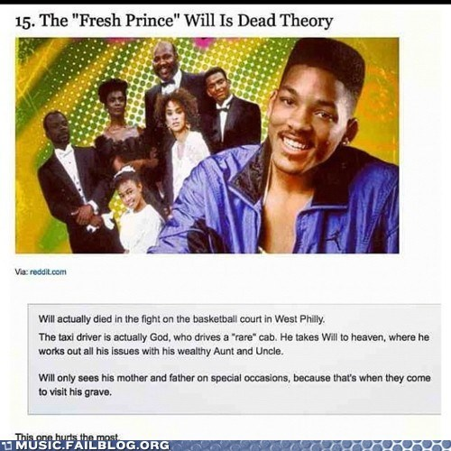 conspiracy fresh prince theory will smith - 6335388160