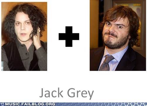 colors jack black jack white puns tenacious d the white stripes white stripes - 6335416832