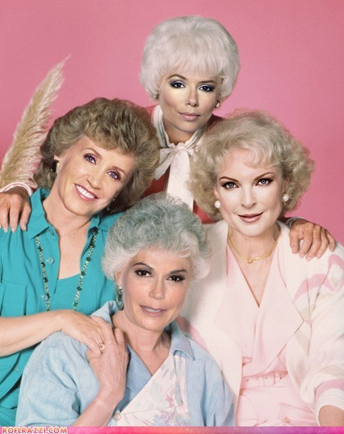 desperate housewives face swap funny golden girls TV wtf wut - 6335420928