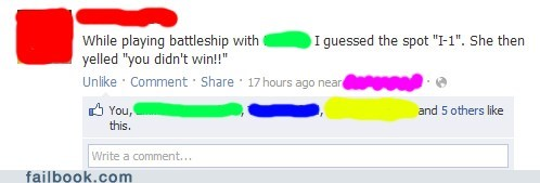 battleships,homophone,winning,won