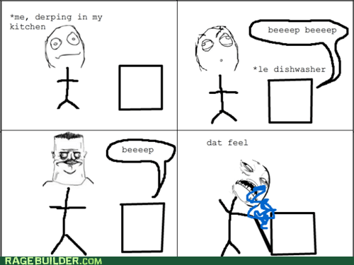dishwasher Rage Comics steam sweet jesus have mercy - 6335583488