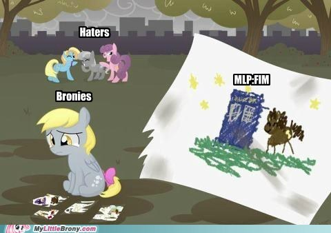 friendship is magic haters haters gonna hate my little pony the internets - 6335738624