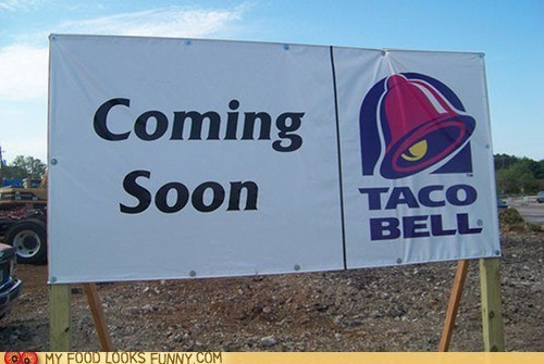 alaska mean prank punked sign taco bell - 6335802112