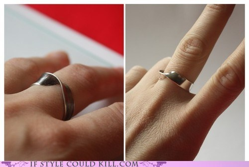 cool accessories moebius rings - 6336068096