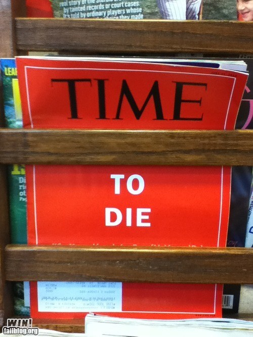 accidental,Death,magazine,morbid,time,whoops