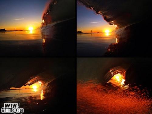 beach mother nature ftw nature summer sunrise sunset wincation - 6336229888