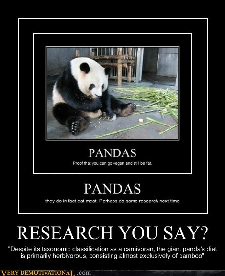 RESEARCH YOU SAY?