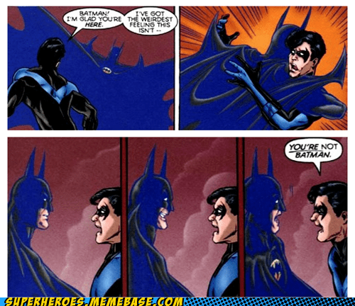 batman hug impostor robin Straight off the Straight off the Page - 6337558528
