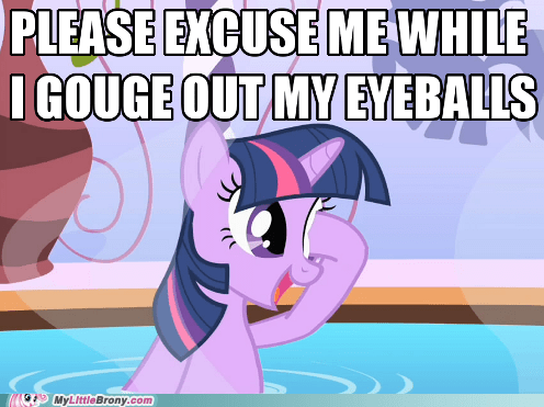 fan fiction gouge reading the internets twilight sparkle - 6338863360