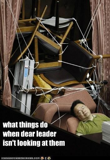 furniture North Korea political pictures - 6338924544