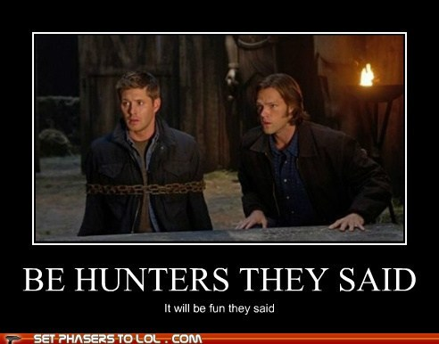 dean winchester,fun,hunters,Jared Padalecki,jensen ackles,sam winchester,Supernatural,They Said