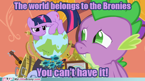 Bronies moon spike TV twilight sparkle - 6339494400
