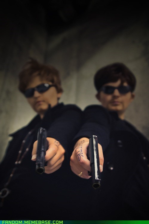 cosplay cult classics movies The Boondock Saints - 6339817984