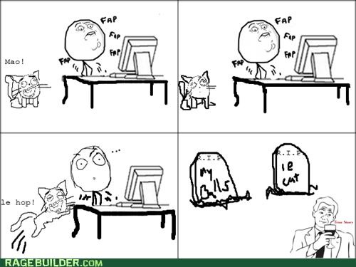 balls,cat,faptimes,Rage Comics