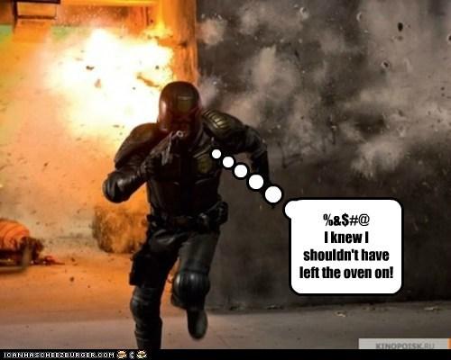 dangerous dredd explosion judge dredd oven - 6340359936