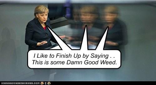 angela merkel marijuana political pictures weed - 6340607488