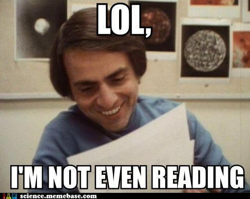 carl sagan,lol,Professors,reading