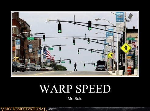 hilarious,speed,traffic lights,warp
