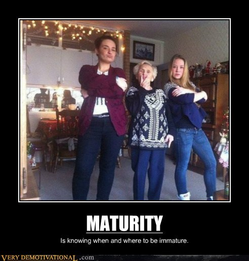 gpoy,grandma,maturity,Pure Awesome