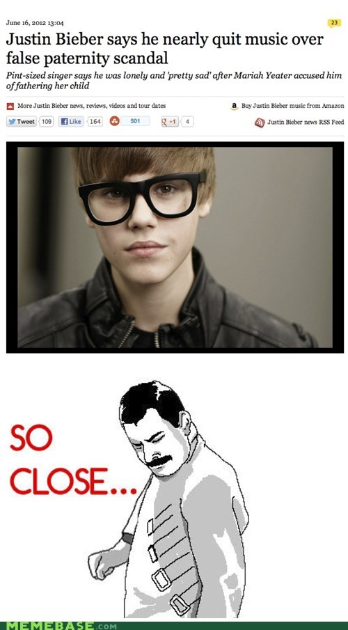 justin bieber Music paternity quit Rage Comics so close - 6342262528
