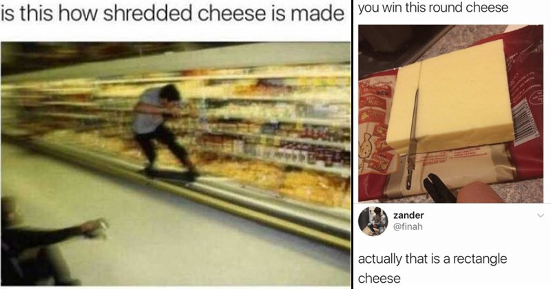 cheese and dairy memes