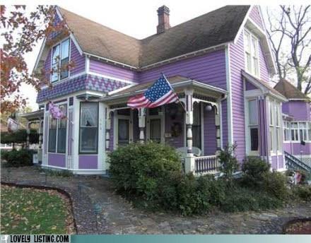 house monster paint purple - 6343177984