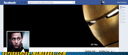 avengers facebook ironman loki Superhero IRL - 6343216384