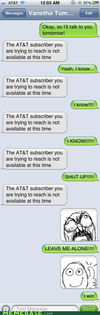 texting at&t funny - 6343392000