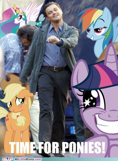 leonardo dicaprio meme strolling time for ponies - 6343459072