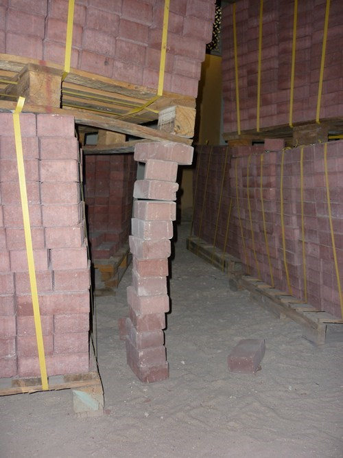 brick,brick stack,g rated,Hall of Fame,pallet,there I fixed it