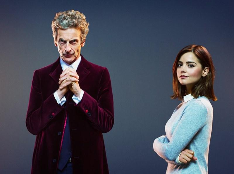 clara oswin oswald jenna coleman 12th Doctor doctor who - 634373