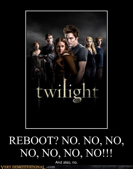 no reboot Terrifying twilight - 6344290816