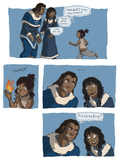 korra cartoons Fan Art firebending - 6344412160