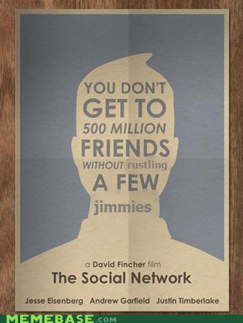 David Fincher facebook jimmies Memes rustles the social network - 6344756480