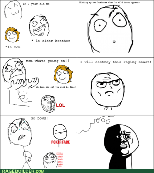 man reactions oh god why poker face Rage Comics - 6344894976