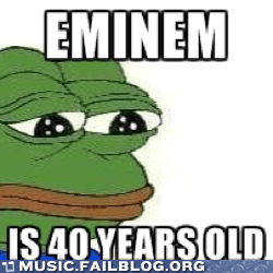age eminem hip hop old rap sad frog sadfrog