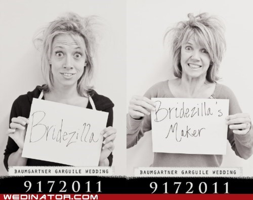 brides,bridezillas,funny wedding photos,moms,mother of the bride