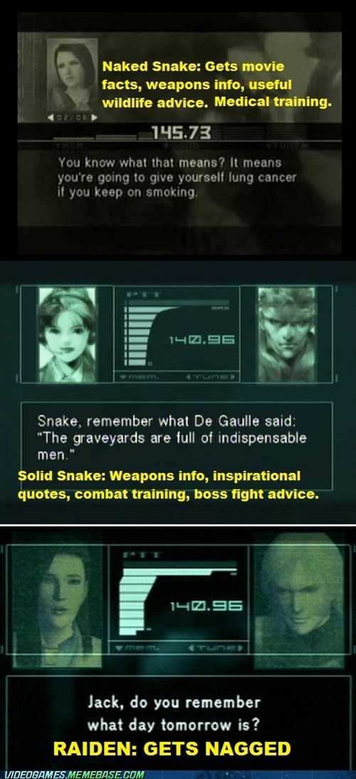 gameplay,metal gear,playstation,raiden,snake