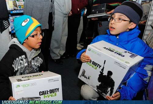 call of duty gamers IRL kids why - 6345350144