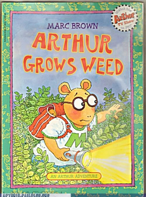 arthur arthur grows weed - 6345360128
