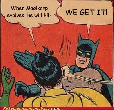 batman gyarados magikarp meme Memes - 6345437696