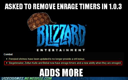 blizzard diablo enrage timers meme PC scumbag - 6345538560