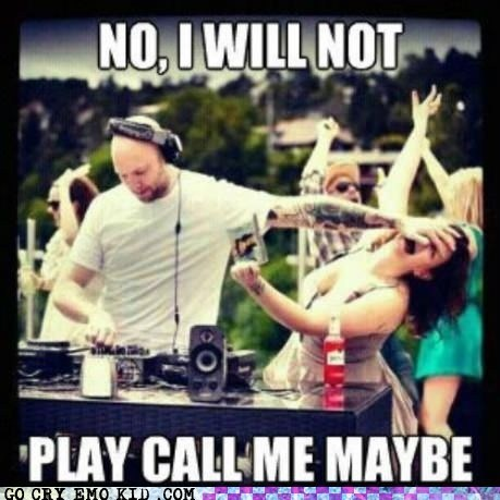 best of week,call me maybe,dj,Just No,Music,weird kid
