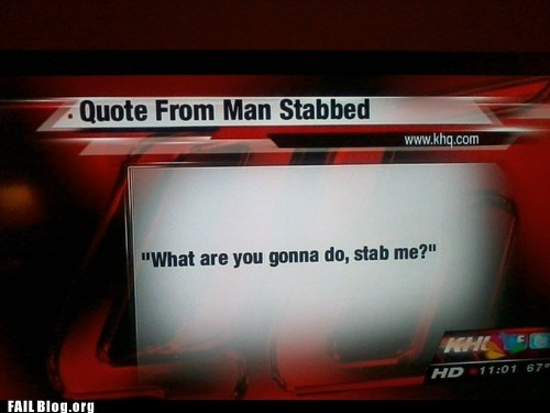news quote stabbed man - 6345689088
