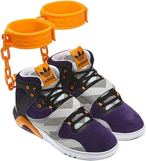 adidas shackles sneakers - 6345760256