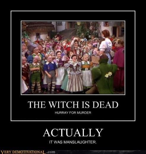 hilarious manslaughter murder wizard of oz - 6346736896