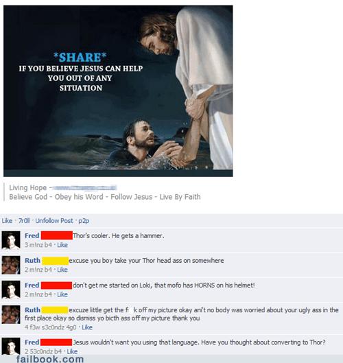jesus Thor - 6346776576