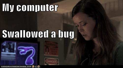 bug,cameron phillips,computer,summer glau,terminator,Terminator: The Sarah Con,terminator-the-sarah-connor-chronicles