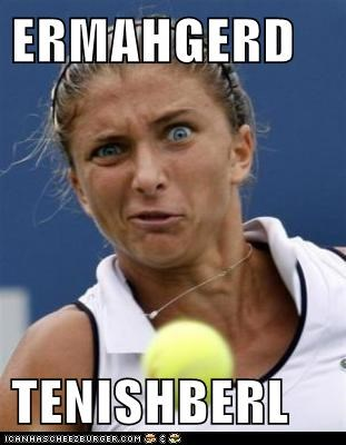 derp,Ermahgerd,sports,tennis